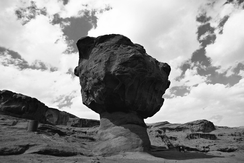 The Mushroom of Timna, Israel
