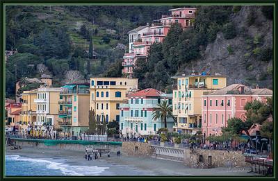 Strand von Monterosso
