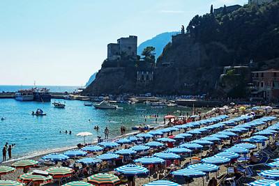 Summer in Cinque Terre (Monterosso al Mare)