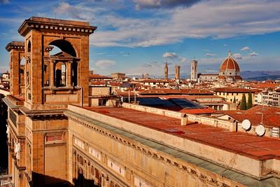 A Beautiful Day in Firenze