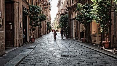 Shopping in Milano