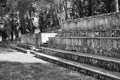 Ancient Steps at La Badia
