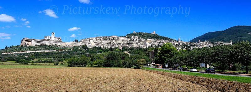 Assisi Panorama