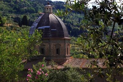 Church of Santa Maria, Near Cortona