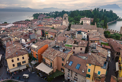 Rooves of Sirmione