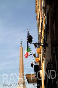 Obelisco Sallustiano in Rome.
