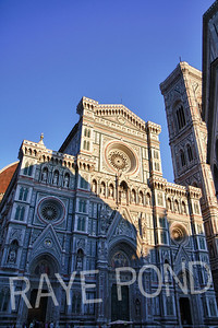 Duomo in Florence.