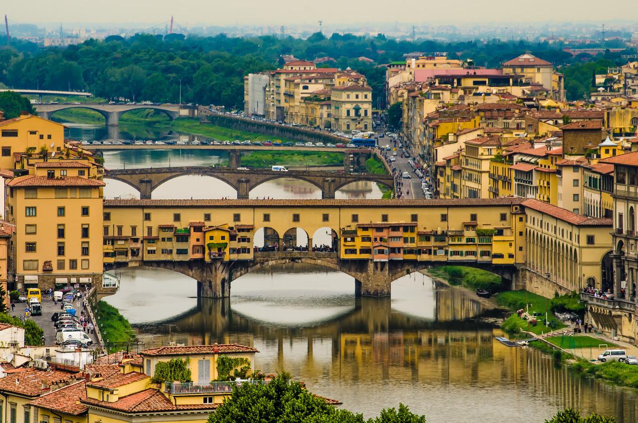Bridges of Florance