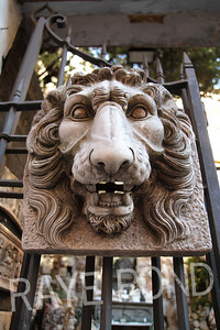 Lion Gate.