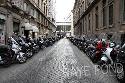 Roma Termini.