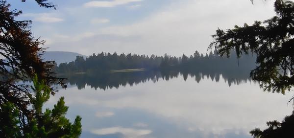 Itcha Lake 2010