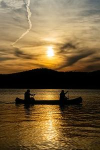 On Golden Lake