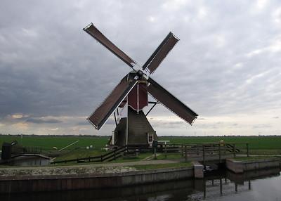 Lagenwaardse Molen te Koudekerk a/d Rijn