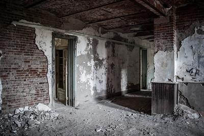 Jackson Sanatorium ~ Dansville, NY ~ Find out more @ http://goo.gl/jNtzd0