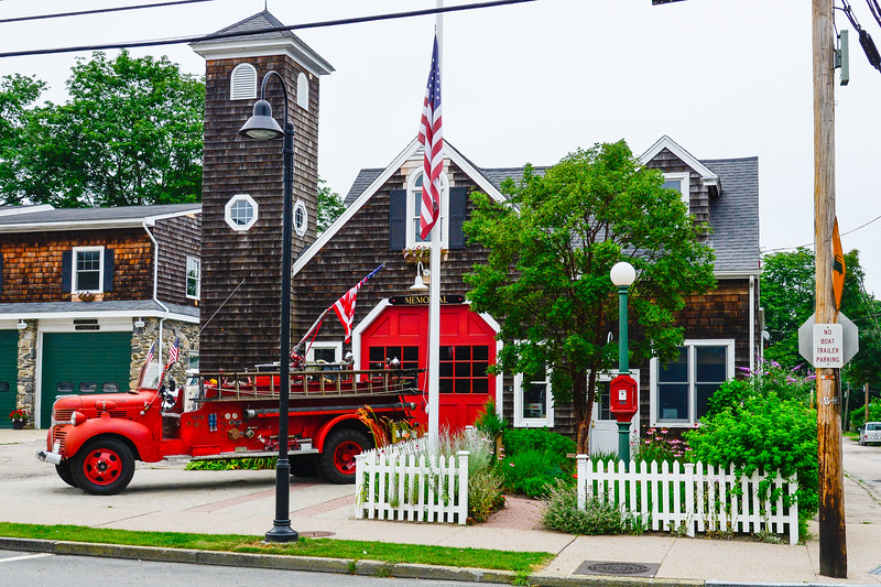 Jamestown Fire Department Memorial Museum