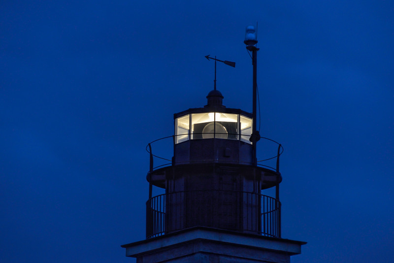 Beavertail Light Jamestown Rhode Island