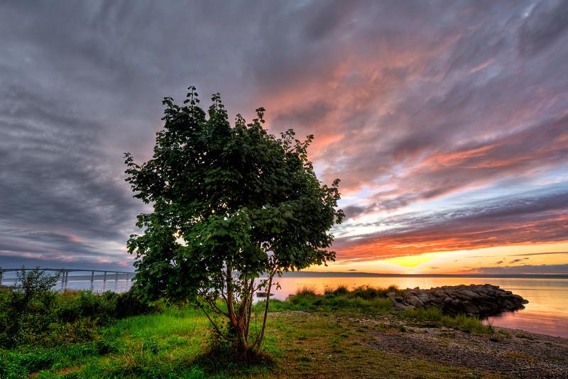 Sunset Head Beach, Jamestown, RI