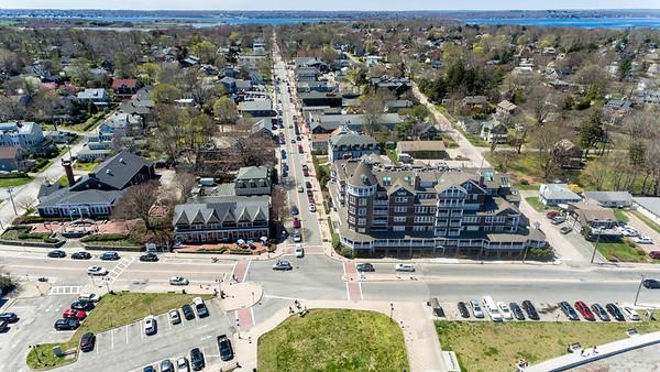 Downtown Jamestown Rhode Island