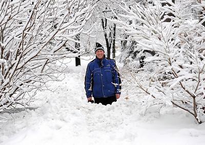 January 1st., Winter Wonderland