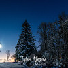 86  G Moon, Snow and Fog Battle Ground