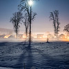 77  G Moon, Snow and Fog Battle Ground V