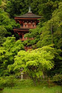 Pagoda, Joruriji