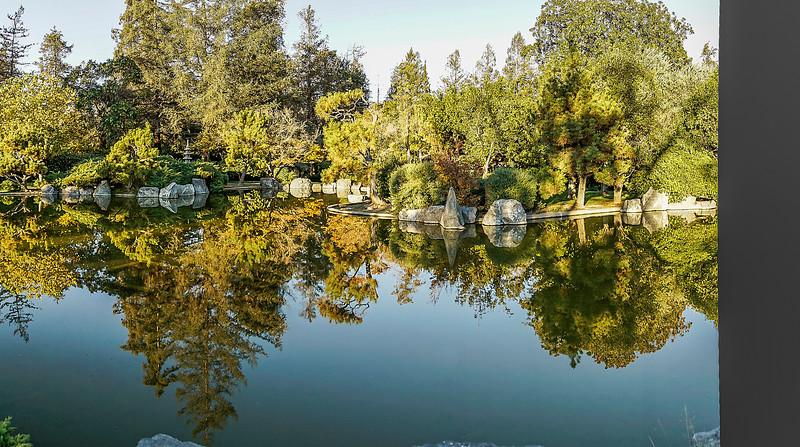 Panoramic Reflections