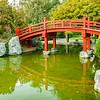 The Little Red Bridge