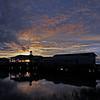 Jekyll Wharf Sunset 08-02-19