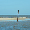 Shrimp Boat Mary Ann at the South End of Jekyll Island 10-17-18