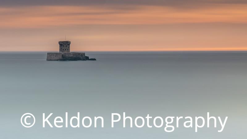 La Rocco Tower, St Ouen, Jersey