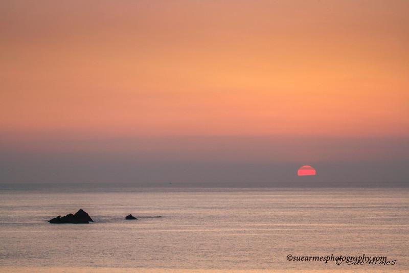 La Pulente Sunset