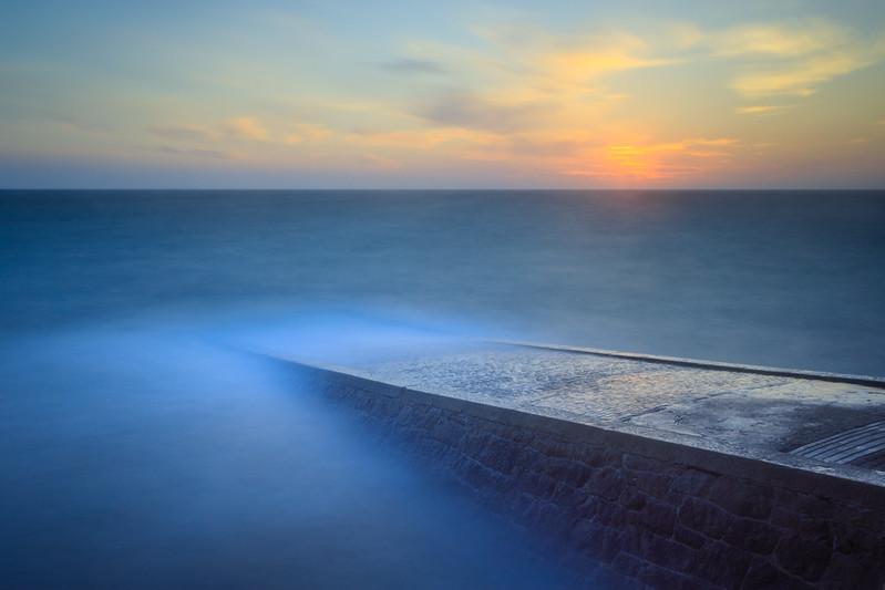 Sunset Sands Slip