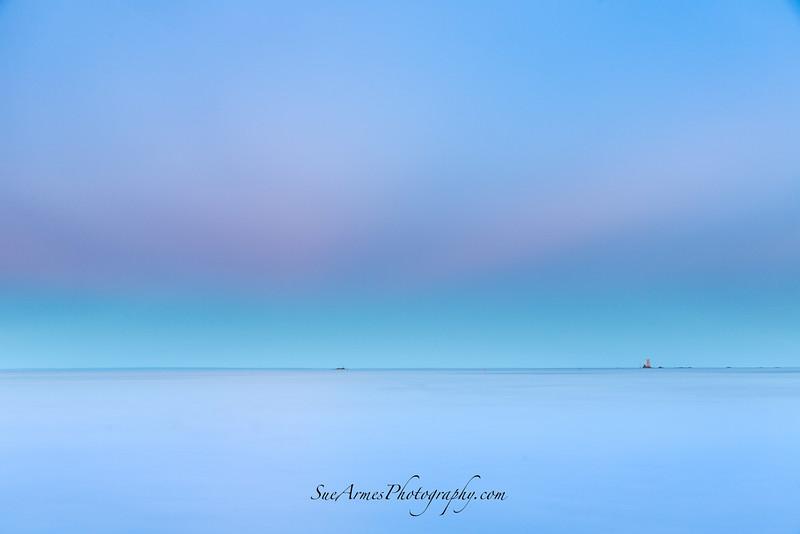 Sky, Sea and Seymour Tower