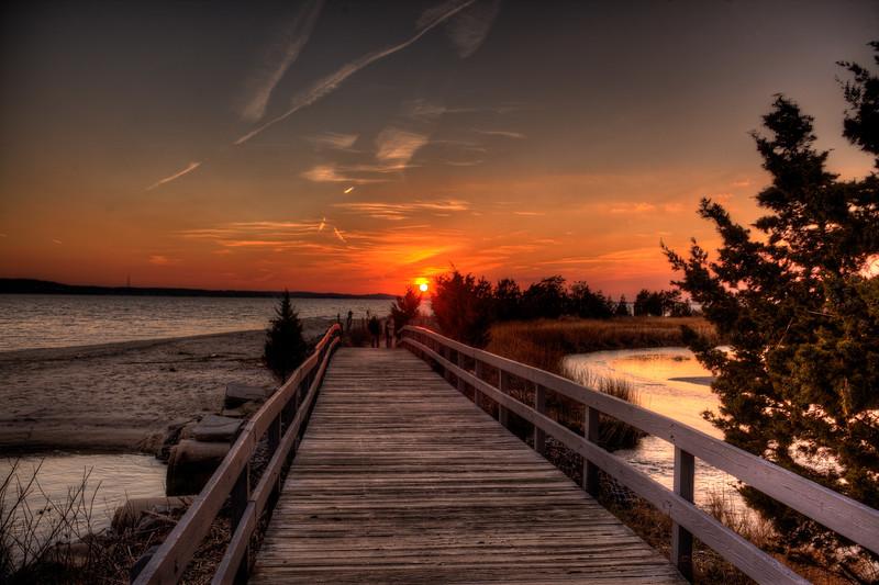 Sandy Hook Bridge