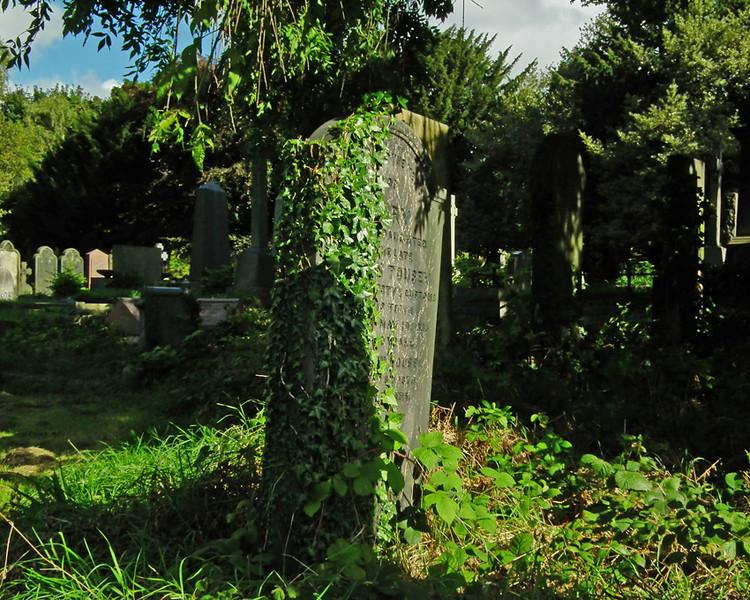 Jesmond Old Cemetery, Newcastle