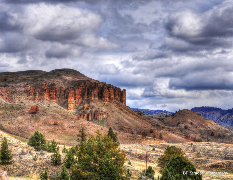 John Day Fossil Beds - Clarno Unit