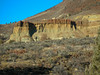 """Very close to the """"mud walk"""".  A loop trail that goes through a lot of different geology in a small place."""