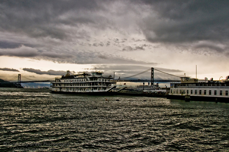 San Francisco Bay Steamboat