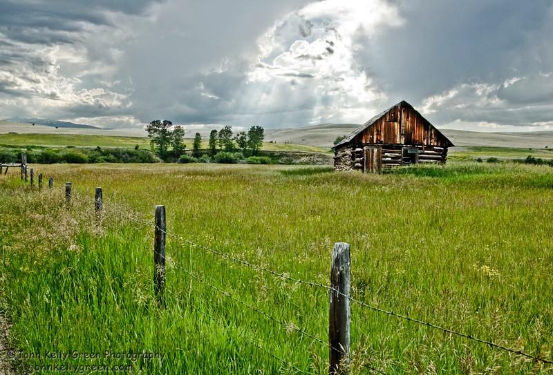 """Montana Homestead"" - Red Lodge, Montana"