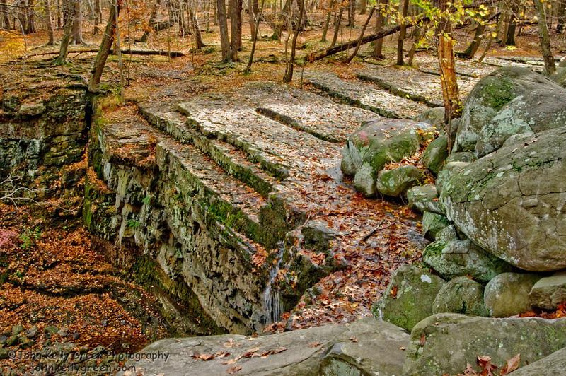 Dry creek Bed - Upper Black Eddy, PA