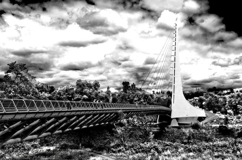 Redding's Sundial Bridge