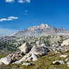 Mt Humpreys, Humphreys Basin, John Muir Wilderness