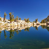 Lone Pine Lake, Whitney Portal, John Muir Wilderness.