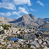 Muriel Lake, Muriel Peak, John Muir Wilderness