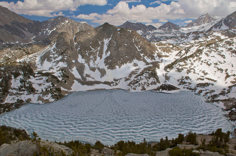 Ruby Lake, Little Lakes Valley, John Muir Wilderness
