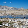 Lower Desolation Lake, Humphreys Basin, John Muir Wilderness