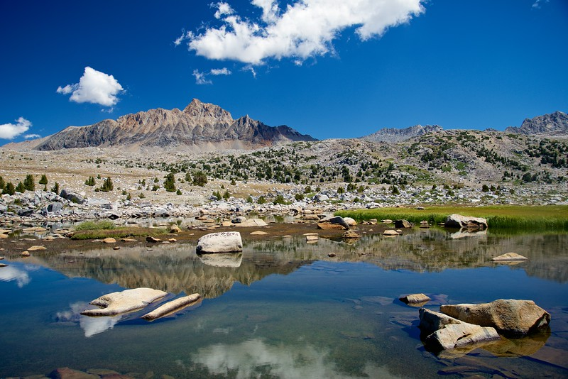 Upper Golden Trout Lake,  John Muir Wilderness