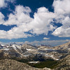 Mt. Hopkins, Red and White Mountain, Mt Crocker, Mt. Stanford, Pioneer Basin, John Muir Wilderness