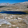 Summit Lake, Humpreys Basin, John Muir Wilderness